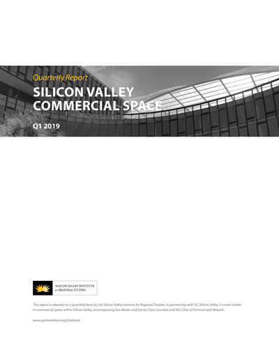 Commercial Space 2019 Q1 report cover