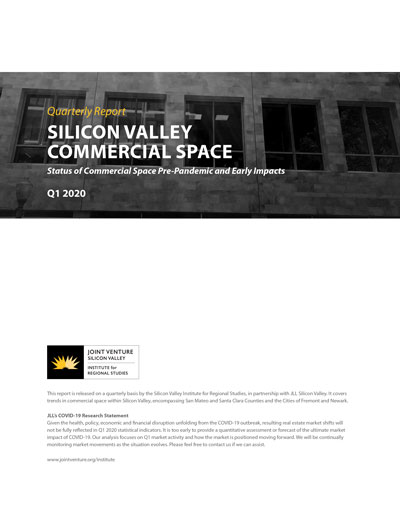 Commercial Space 2020 Q1 report cover