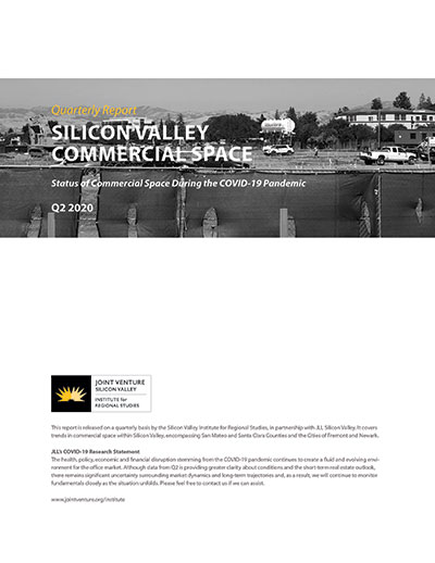 Commercial Space 2020 Q2 report cover