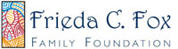 Frieda C. Fox Family Foundation logo