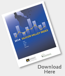 2014 Index of Silicon Valley cover