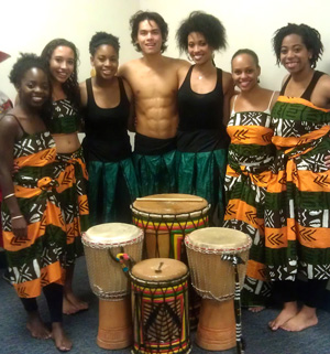 Kuumba African Drum and Dance Ensemble photo