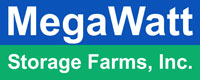 MegaWatt Storage Farms, Inc. logo