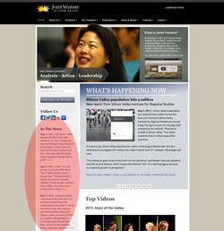 JVSV home page image