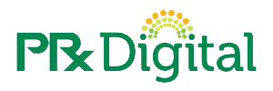PRx Digital logo