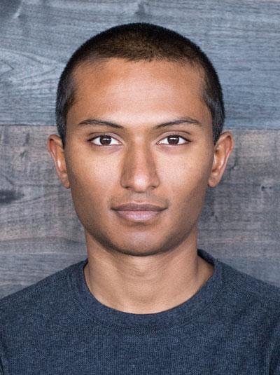 Sahas Katta headshot