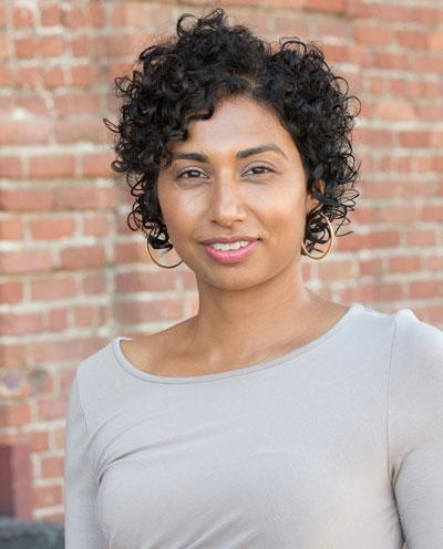 Shireen Santosham headshot