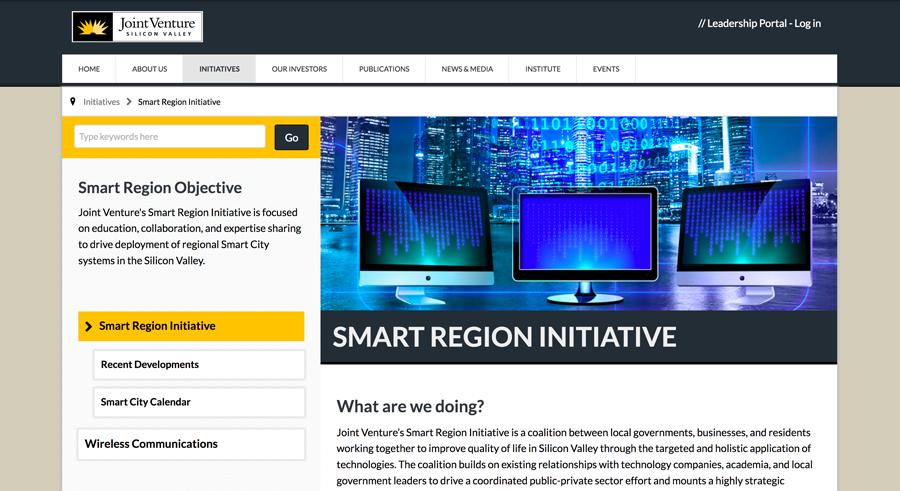 web page sample
