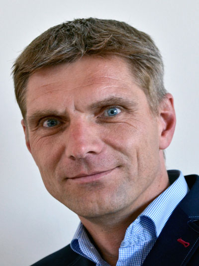 Sven Beiker headshot